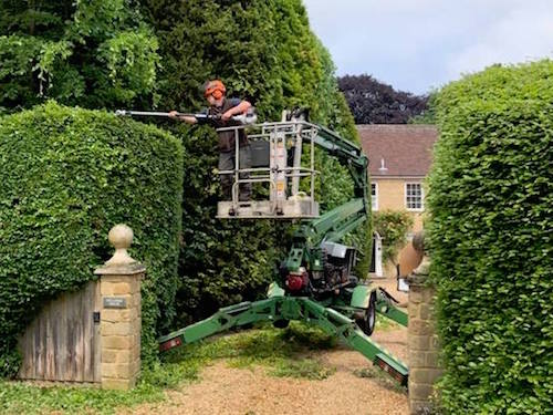 Forestry Plant Hire Cambridgeshire Mulchers Chippers