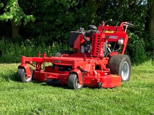 Mower Hire